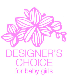 Designer''s Choice - Baby Girl in Dallas TX, Dr Delphinium Designs & Events