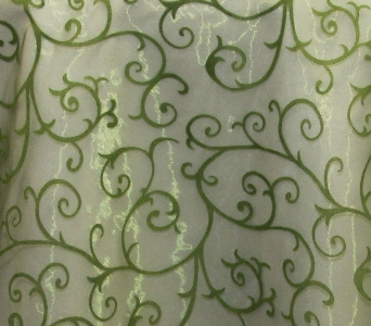 Embroidery Topper Willow Green in El Paso TX, Kern Place Florist