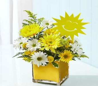 It's Your Sunny Day in Manhattan KS, Westloop Floral
