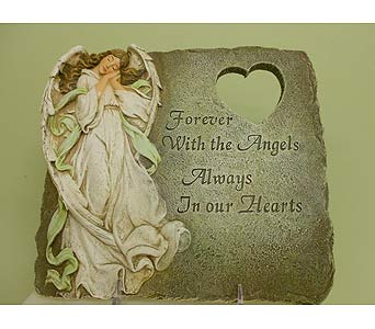 Forever with the Angels<br$35.00 in Westerville OH, Reno's Floral