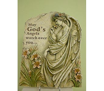 May God''s Angels watch over you$65 in Westerville OH, Reno's Floral