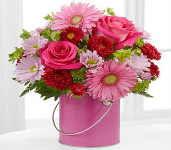 Color Your Day Pink in Kingsport TN, Holston Florist Shop Inc.