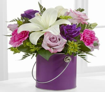 Color Your Day Purple in Kingsport TN, Holston Florist Shop Inc.