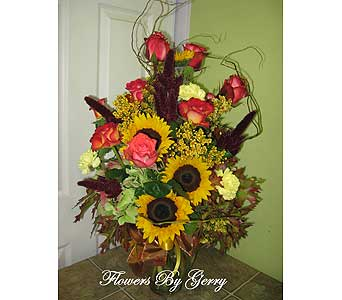Harvest time in Brentwood CA, Flowers By Gerry