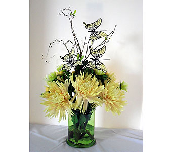 Summer Spider Dahlias in Crafton PA, Sisters Floral Designs