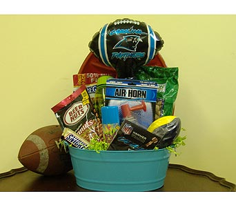 Football Fan-atics in Charlotte NC, Wilmont Baskets & Blossoms
