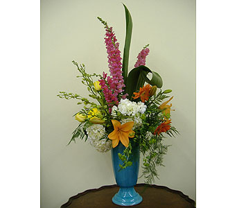 Flower Designs by Angel in Charlotte NC, Wilmont Baskets & Blossoms