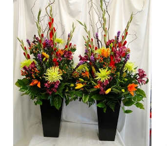 Lobby/Office Flowers in Silver Spring MD, Bell Flowers, Inc