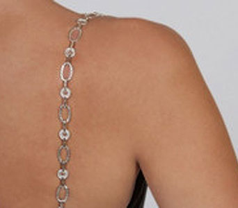 Silver Rings LUXE Bra Strap in Pensacola FL, Southern Gardens