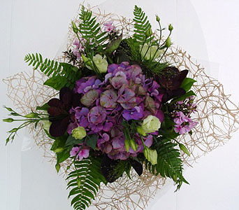Dusty Purple in North Vancouver BC, Special Moments Flowers And Gifts