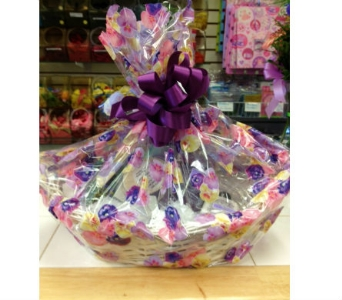 Lavender Basket in Sitka AK, Bev's Flowers & Gifts