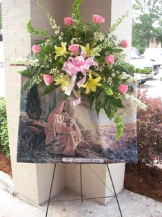 Tapestry Spray in Lake Charles LA, A Daisy A Day Flowers & Gifts, Inc.