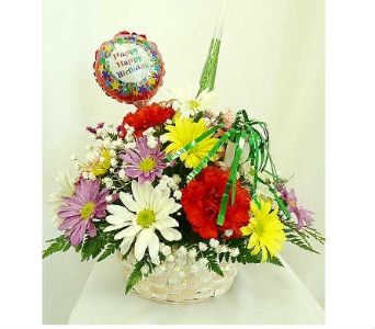 Birthday Fun Bouquet in Warren MI, Downing's Flowers & Gifts Inc.