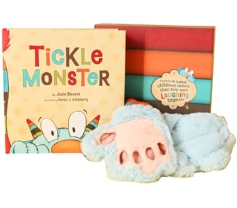Tickle Monster Laughter Kit in Oshkosh WI, House of Flowers