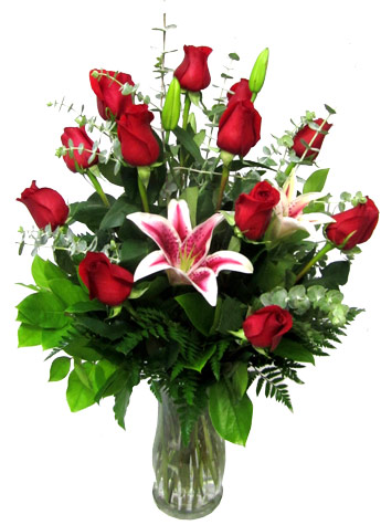Premium Roses and Stargazers in Fort Myers FL, Fort Myers Florist, Inc.