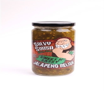 Sweet N' Sassy Jalapeno Relish in Manhattan KS, Westloop Floral