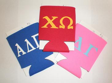 GENERAL- SORORITY KOOZIES in San Marcos TX, Flowerland
