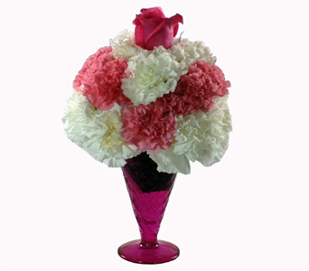 Bloomin'' Waffle Cone in Baltimore MD, Raimondi's Flowers & Fruit Baskets