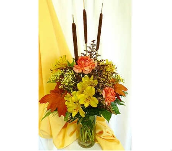 Autumn Expression in Warren MI, Downing's Flowers & Gifts Inc.