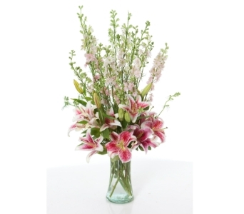 Lovely Lilies Bouquet in Little Rock AR, Tipton & Hurst, Inc.