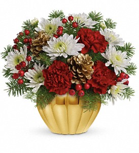 Precious Traditions Bouquet by Teleflora in West Chester OH, Petals & Things Florist