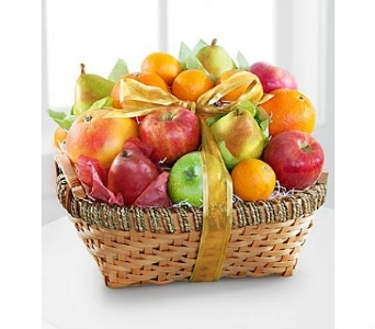 Gourmet Goodness Fruit Basket in Perrysburg & Toledo OH - Ann Arbor MI OH, Ken's Flower Shops