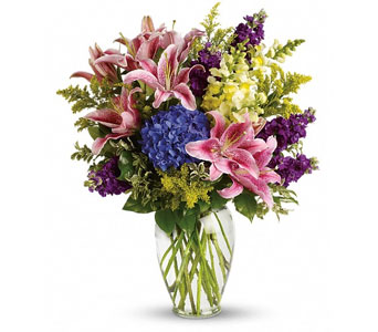 Deluxe Express Flower Arrangment in Norristown PA, Plaza Flowers