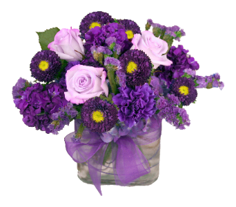 Memories In Purple in Indianapolis IN, McNamara Florists