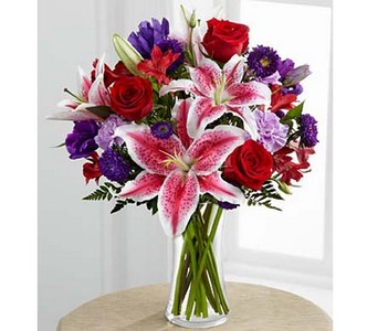 Jory''s Flowers Stunning Beauty� Bouquet in Concord CA, Jory's Flowers
