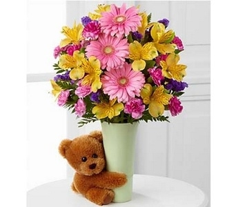 Jory''s Flowers Festive Big Hug� Bouquet in Concord CA, Jory's Flowers
