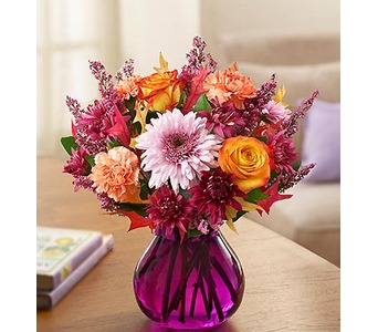Plum Crazy� for Fall  in Concord CA, Jory's Flowers