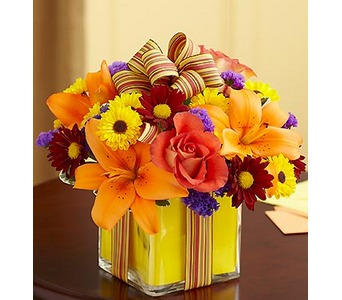 All Wrapped Up� for Fall  in Concord CA, Jory's Flowers