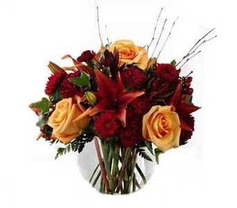 Vallejo City Floral Autumn Beauty� Bouquet in Concord CA, Vallejo City Floral Co