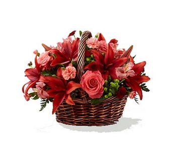 Jory''s Flowers Bountiful Garden� Bouquet in Concord CA, Jory's Flowers