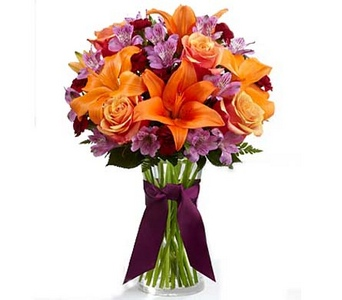 Jory''s Flowers Harvest Heartstrings� Bouquet in Concord CA, Jory's Flowers