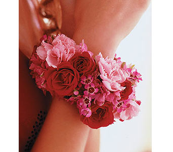 Ruby Romance Bracelet in Scranton PA, McCarthy Flower Shop<br>of Scranton