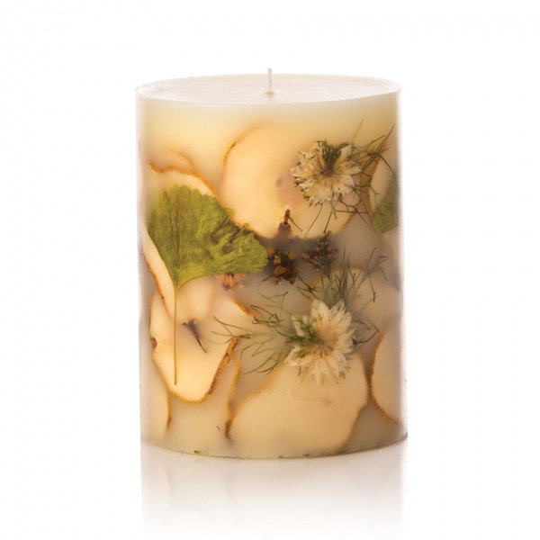 'Anjou Pear' Botanical Candle in Sitka AK, Bev's Flowers & Gifts