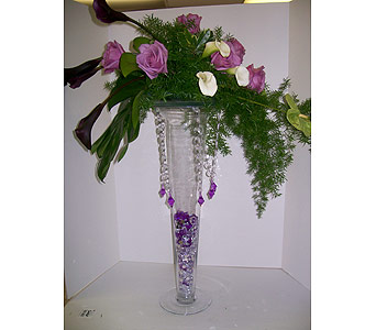 Wedding Arrangement in Fairfax VA, Exotica Florist, Inc.