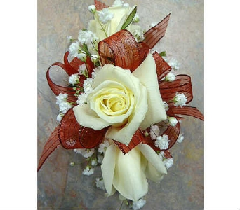 Rose Corsage in Warren MI, Downing's Flowers & Gifts Inc.