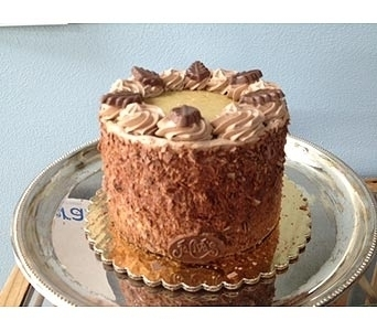 German Chocolate Cake in Portland OR, Portland Florist Shop