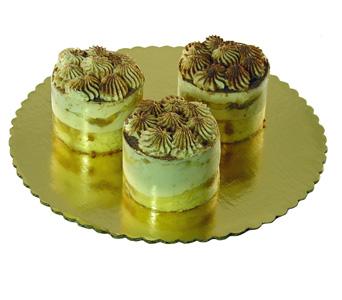 Tiramisu Mousse Cups in Baltimore MD, Raimondi's Flowers & Fruit Baskets