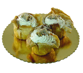 Baklava Creamy Cups in Baltimore MD, Raimondi's Flowers & Fruit Baskets