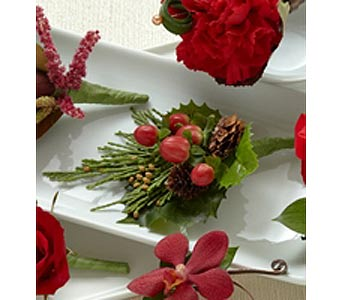 Boutonnieres in Kennebunk ME, Blooms & Heirlooms ��