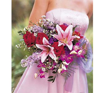 Cradled Beauty Bouquet in Bend OR, All Occasion Flowers & Gifts