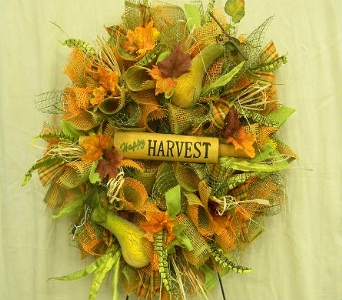 Seasonal Wreath in Paintsville KY, Williams Floral, Inc.