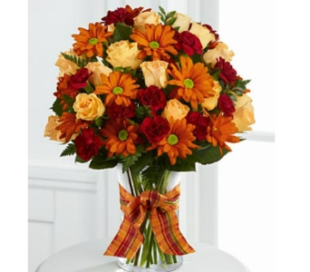 Golden Autumn� Bouquet  in Watertown CT, Agnew Florist