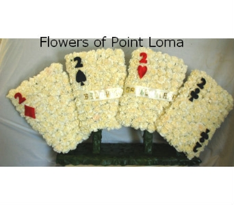 Cards in San Diego CA, Flowers Of Point Loma