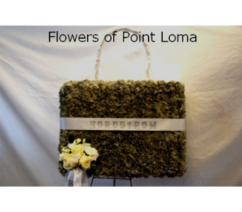 Nordstrom bag in San Diego CA, Flowers Of Point Loma