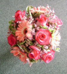 Hand Tied Bouquet in Huntington WV, Archer's Flowers, Inc.