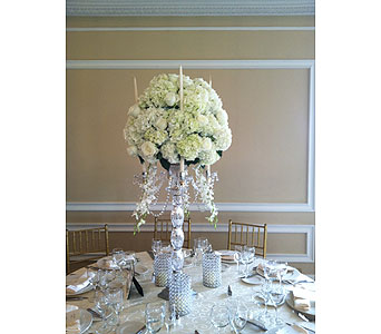 Tall Centerpiece in Staten Island NY, Sam Gregorio's Florist